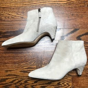 Sam Edelman Suede booties